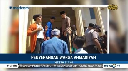 Gubernur NTB Kunjungi Rumah Jemaah Ahmadiyah yang Dirusak Massa