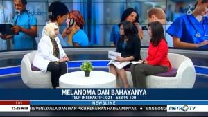 Mengenal Kanker Kulit Melanoma dan Bahayanya (1)