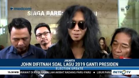 Mantan Gitaris Boomerang Laporkan Portal Berita Online ke