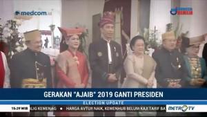 Gerakan 'Ajaib' 2019 Ganti Presiden