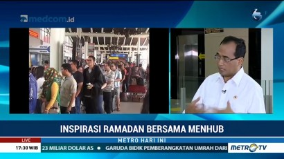 Inspirasi Ramadan Bersama Menhub Budi Karya Sumadi (2)