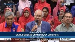 Badan Anti-Korupsi Malaysia Periksa Najib Razak