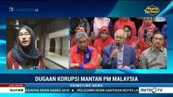 Najib Razak Bantah Korupsi Uang 1MDB