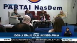 Pemerintahan Jokowi-JK Dinilai Berhasil Penuhi Swasembada Pangan