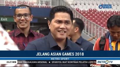 Erick Thohir Minta Masyarakat Berpartisipasi Sukseskan Asian Games 2018