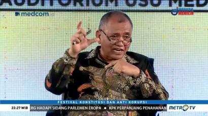 Mengawal Demokrasi Konstitusi, Melawan Korupsi (2)