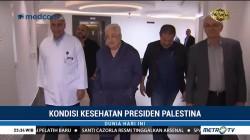 Kondisi Kesehatan Mahmoud Abbas Semakin Membaik