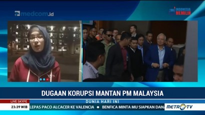 Raja-raja Malaysia Minta Kasus 1MDB Segera Diusut