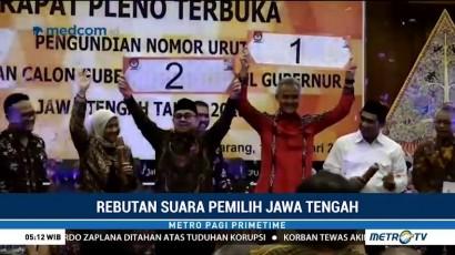 Beda Gaya Ganjar Pranowo dan Sudirman Said Gaet Suara Pemilih