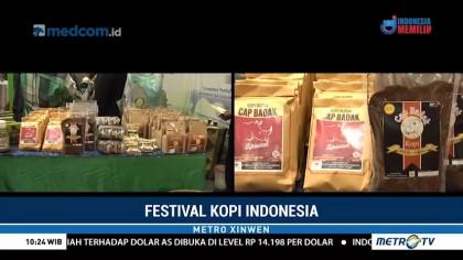 Kemeriahan Festival Kopi Indonesia