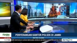 Penyerang Mapolsek Maro Sebo Jambi akan Jalani Tes Kejiwaan