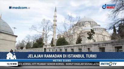Jelajah Ramadan: Kemegahan Masjid Sulaimaniyah Istanbul