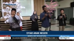 Mengintip Persiapan Peserta Syiar Anak Negeri Jelang Eliminasi Kedua