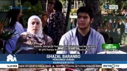 Ramadan Bagi Pengungsi Suriah di Brasil