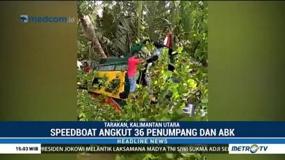 Nahkoda Speedboat Harapan Baru Masih Kritis