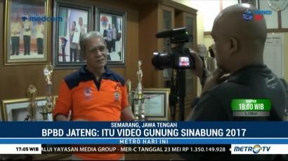 BPBD Jateng: Video Gunung Merapi Keluarkan Lahar Panas Hoaks
