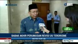 Ini Pentingnya Frasa Motif Politik Masuk Definisi Terorisme