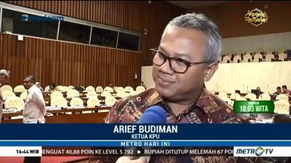 KPU Tetap Larang Mantan Napi Korupsi Jadi Caleg