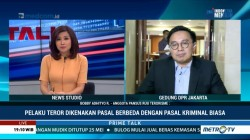 DPR: Perumusan RUU Terorisme Sudah Selesai