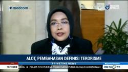 Frasa Motif Politik dalam Definisi Terorisme akan Dibahas di Raker
