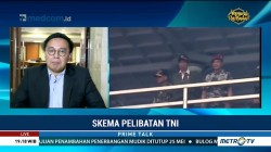 Skema Pelibatan TNI Berantas Teroris akan Diatur Perpres
