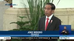 Jokowi Singgung Mahalnya Biaya Berobat di Jakarta