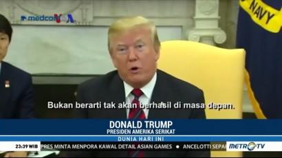 KTT Trump-Kim Berpotensi Diundur