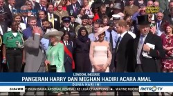 Acara Kerajaan Pertama Pangeran Harry dan Meghan Markle