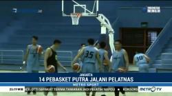Timnas Basket Putra Indonesia akan Jalani Pelatnas di Amerika