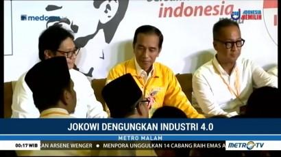 Jokowi Ajak Generasi Muda Terus Berinovasi