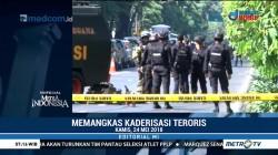 Memangkas Kaderisasi Teroris