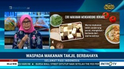 Waspada Makanan Takjil Berbahaya (2)