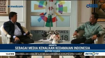 Kegiatan ICABY Diharapkan Mengenalkan Kedamaian Indonesia