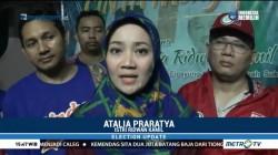 Atalia Blusukan Dongkrak Suara Ridwan Kamil