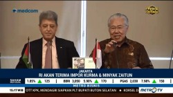 Indonesia akan Impor Kurma dan Minyak Zaitun dari Palestina