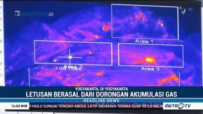 BPPTKG Yogyakarta Minta Masyarakat Tetap Tenang