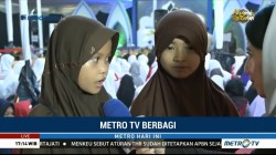 Hari Kedua Buka Bersama Metro TV Diisi Berbagai Kegiatan Menarik