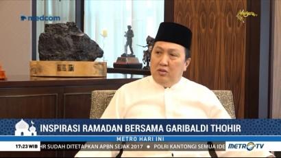 Inspirasi Ramadan Bersama Garibaldi Thohir (1)