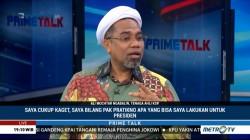 Ini Alasan Ali Mochtar Bersedia Jadi Stafsus Jokowi
