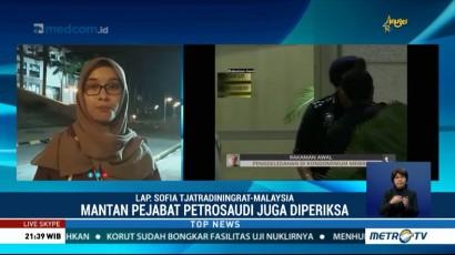 KPK Malaysia Periksa Mantan Pejabat Petrosaudi