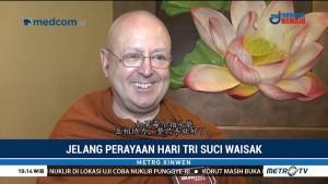 Ajahn Brahm Tur Spiritual ke Indonesia