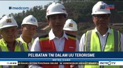 Jokowi: Perpres Pelibatan TNI Hanya Mengatur Teknis