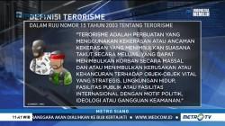 Perjalanan Panjang Pengesahan UU Antiterorisme