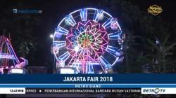 Jakarta Fair 2018 Hadirkan Wahana Permainan Seru
