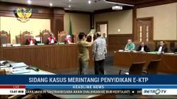 Sidang Lanjutan Dokter Bimanesh Hadirkan Dua Saksi