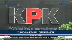 KPK Panggil Ayah Zumi Zola