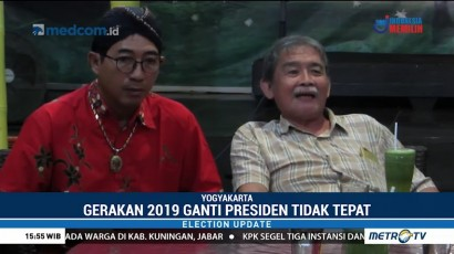 Gerakan #2019GantiPresiden Dinilai Cederai Persatuan Bangsa