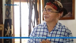 Robert Ramone Ingin Anak Muda Menjaga Jati Diri Sumba