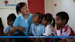 Cerita Maria Rela Tinggalkan Kenyamanan Demi Perjuangkan Pendidikan Anak-anak Sumba