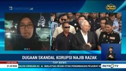 Investigasi Kasus Korupsi Najib Razak Digelar Tertutup
